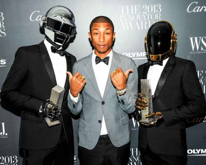 Pharrell – Gust Of Wind (ft. Daft Punk) (Autograf Remix)